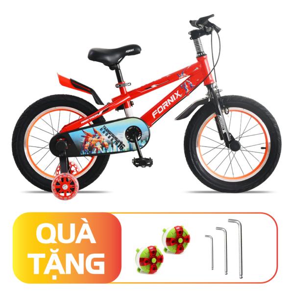 Phân phối Xe đạp trẻ em FORNIX ROBOT - TẶNG CẶP ĐÈN LED + BỘ LẮP RÁP