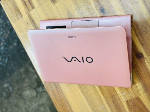 Bảng giá Laptop Sony Vaio SVE14/ i5 Ivy Bridge/ 4G/ SSD128 - 500G/ 14in/ Màu Hồng/ Bản giới hạn/ Giá rẻ Phong Vũ