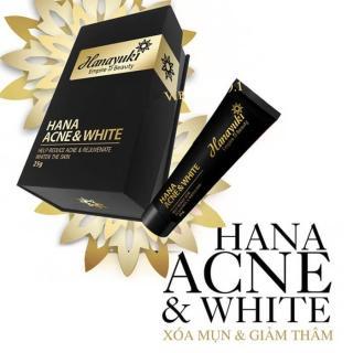 Hanayuki Date 2022- Kem Mụn Hanayuki Hana Acne & White thumbnail