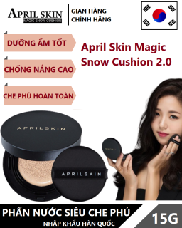 Phấn Nước Hàn Quốc April Skin thumbnail
