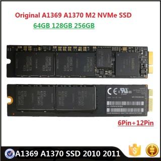SSD Nvme M.2 Chính Hãng, Dành Cho Macbook Air A1369 A1370 2011 Năm 64GB 128GB 256GB thumbnail