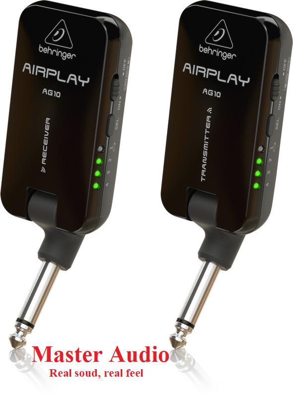 Bộ thu - phát âm thanh cho Guitar AIRPLAY GUITAR ULG10