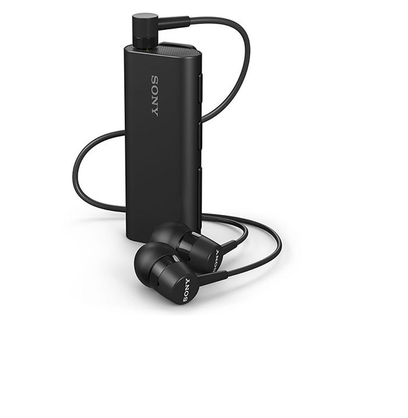 Tai Nghe SONY Bluetooth Stereo SBH56 (Đen)