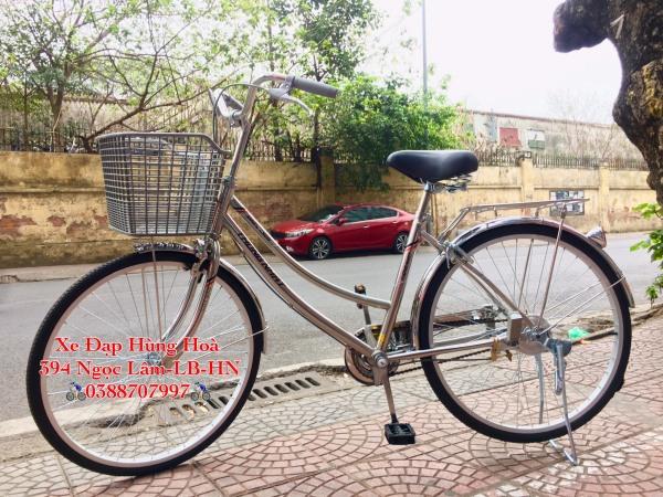 Phân phối Xe đạp mini Thống Nhất Inox cỡ 24 inch (TN219-05)
