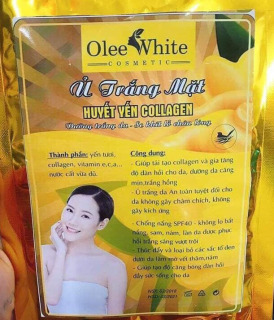 Ủ trắng mặt huyết yến collagen thumbnail