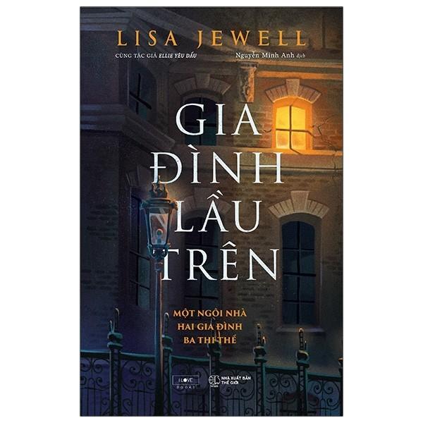 Sách - Gia Đình Lầu Trên - Lisa Jewell