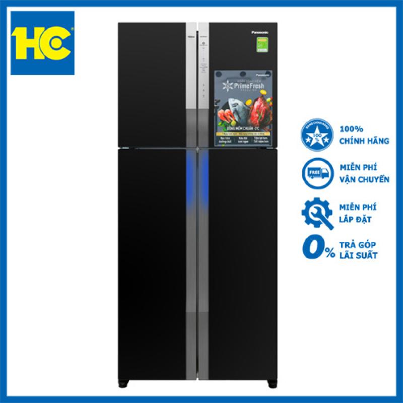 Tủ lạnh Panasonic Inverter 550 lít NR-DZ600GXVN - Miễn phí vận chuyển & lắp đặt - Bảo hành chính hãng