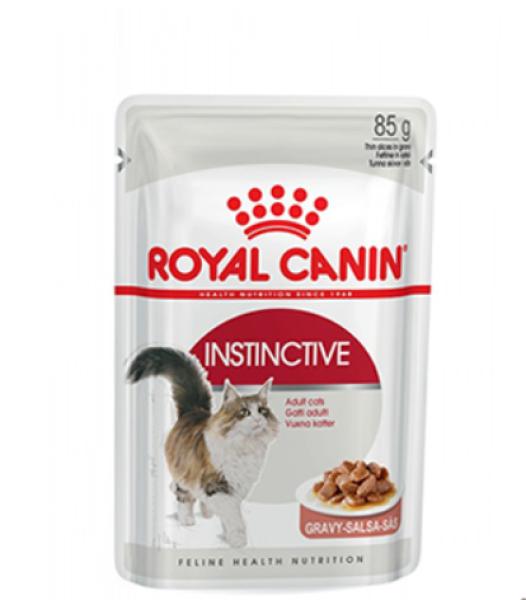 Pate Cho Mèo Royal Canin Instinctive Gravy 85g