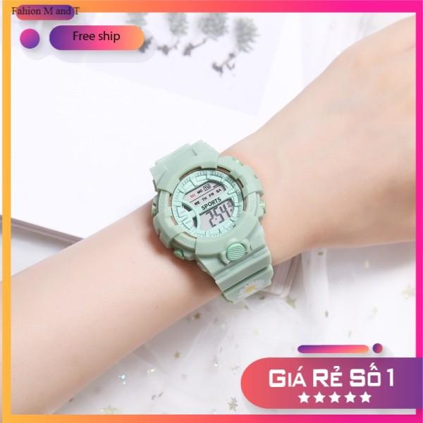 Nơi bán Đồng hồ điện tử thể thao nam/nữ SPORTS T&X cực hot - full chức năng model:AAS04