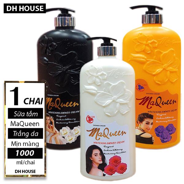 Chai (1200ml) Sữa tắm Maqueen Thái Lan (Date: 36 tháng) giá rẻ