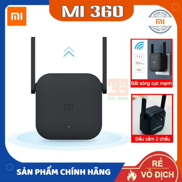 Bảng giá Kích sóng Xiaomi Mi Wifi Repeater Pro phiên bản mới 300 Mbps Phong Vũ