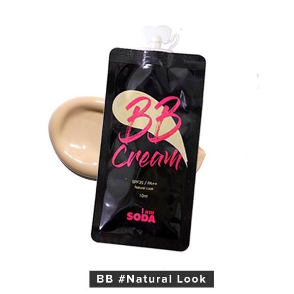 Kem Nền BB Cream Im Soda Natural Look SPF 35 PA++ 10ml lkshop