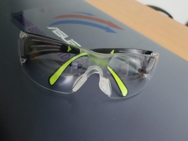 Kính bảo hộ 3M SF401AF, kính chống bụi, chống tia UV, chống đọng sương chống trầy xước