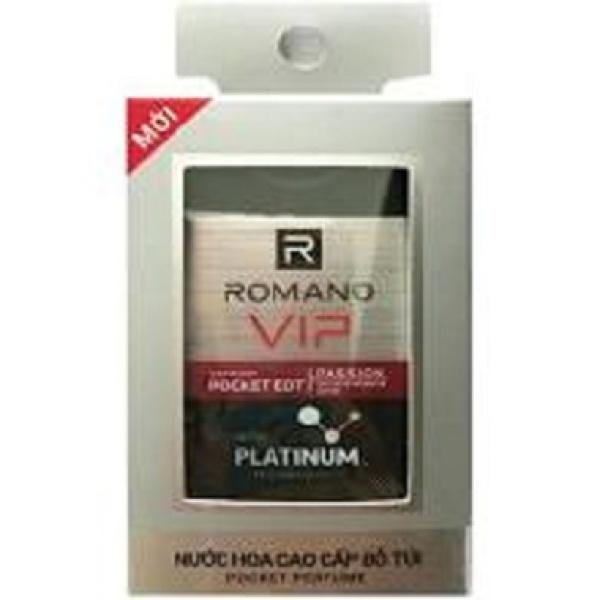 MỚI] Nước hoa bỏ túi Romano Vip passion 18ml ( hàng tặng)