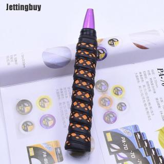 Jettingbuy Hấp Thụ Mồ Hôi Vợt Chống Trượt Băng Tay Cầm Grip Cho Cầu Lông Squash Band Đen thumbnail