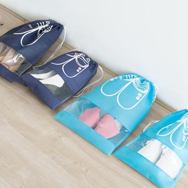 Túi đựng giày tiện ích size to và size bé, túi đựng giày thời trang, túi đựng tiện ích VHT1977 VHT1978