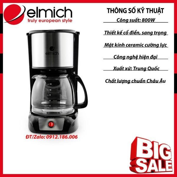 Bảng giá Máy pha cafe Elmich 4023511 chính hãng Điện máy Pico