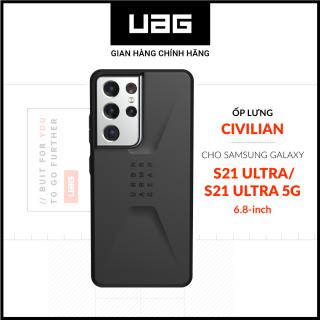 Ốp lưng UAG Civilian cho Samsung Galaxy S21 Ultra S21 Ultra 5G [6.8-inch] thumbnail