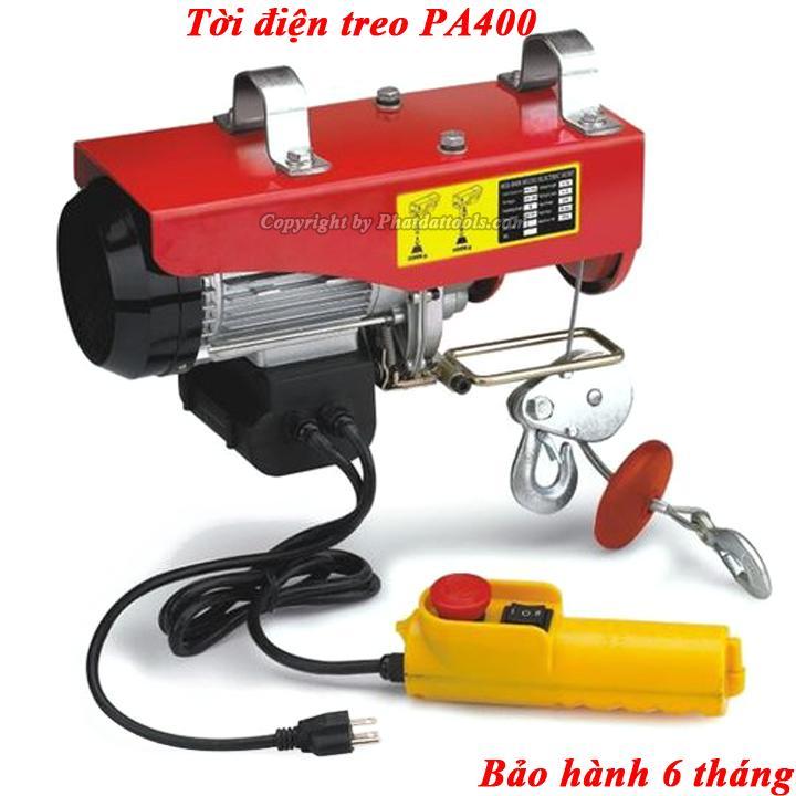 Tời điện Hoist PA400