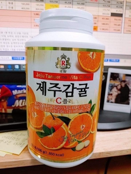 Viên Ngậm Vitamin C 1000