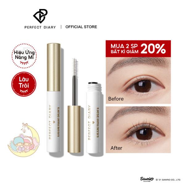 Perfect Diary Mascara Lót Lông Mi Trang Trí, Trang Điểm Mắt Trong Suốt Lâu Trôi giá rẻ