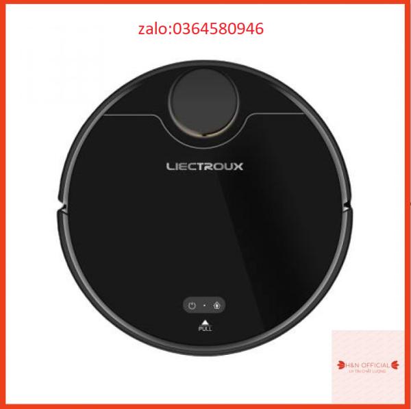 ⚡ Giá Rẻ ⚡ Robot lau nhà hút bụi ZK901_Liectroux  nguyên seal- App sử dụng tiếng việt