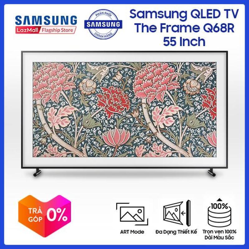 Bảng giá Smart TV Samsung QLED Q68R 55 inch - Model QA55LS03RAKXXV - Hàng Phân Phối Chính Hãng
