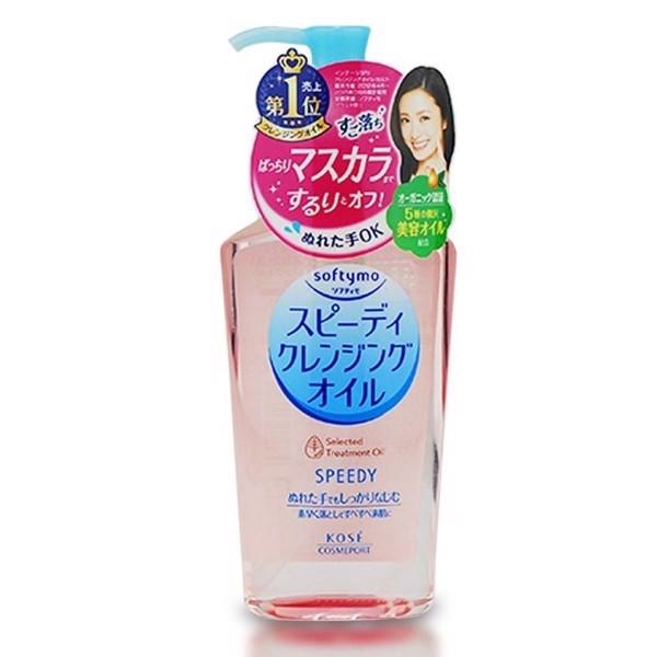 Dầu tẩy trang Kose Softymo hàng nội địa Nhật Bản nhập khẩu