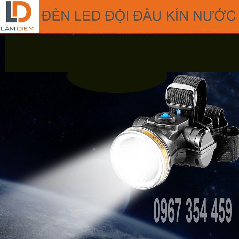 Đèn đội đầu siêu sáng kín nước 5216