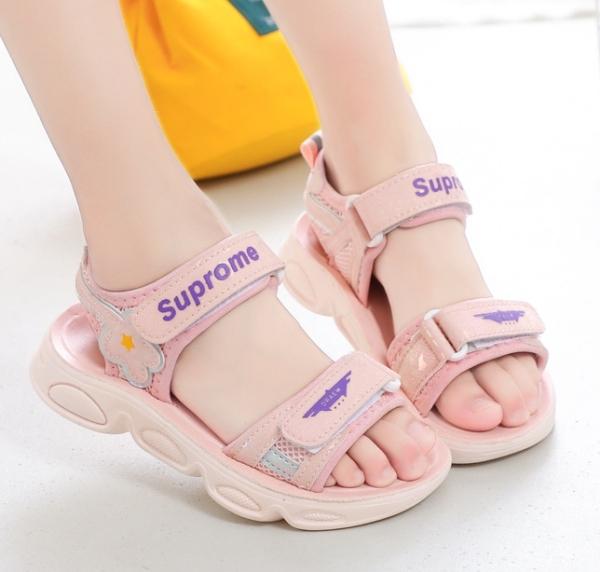 Giá bán Sandal cho bé gái - giày đi học bé gái  ( Mẫu mới nhất ) BCS56