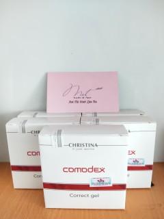 Gel chấm mụn, diệt khuẩn và tái tạo da CHRISTINA Comodex Correct & Prevent Gel (1 sample) thumbnail