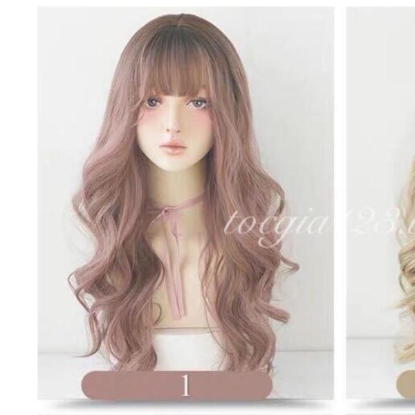 Tóc giả nữ ❤️❤️FREESHIP ❤️ tóc cả đầu mã c8263 giá rẻ