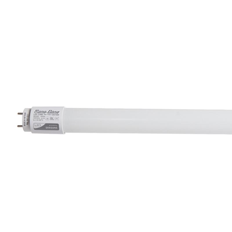 Bóng đèn LED Tuýp RẠNG ĐÔNG T8 1.2m 20W thủy tinh (Hiệu suất cao)