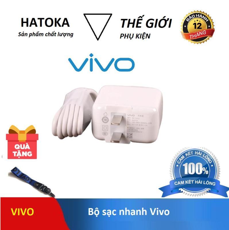 Giá Bộ sạc nhanh Vivo sạc nhanh V1, V1 Max, Y31, Y51, Y21, Y55, V3, V3 Max, V5, V5 Plus . Tặng dây đeo điện thoại