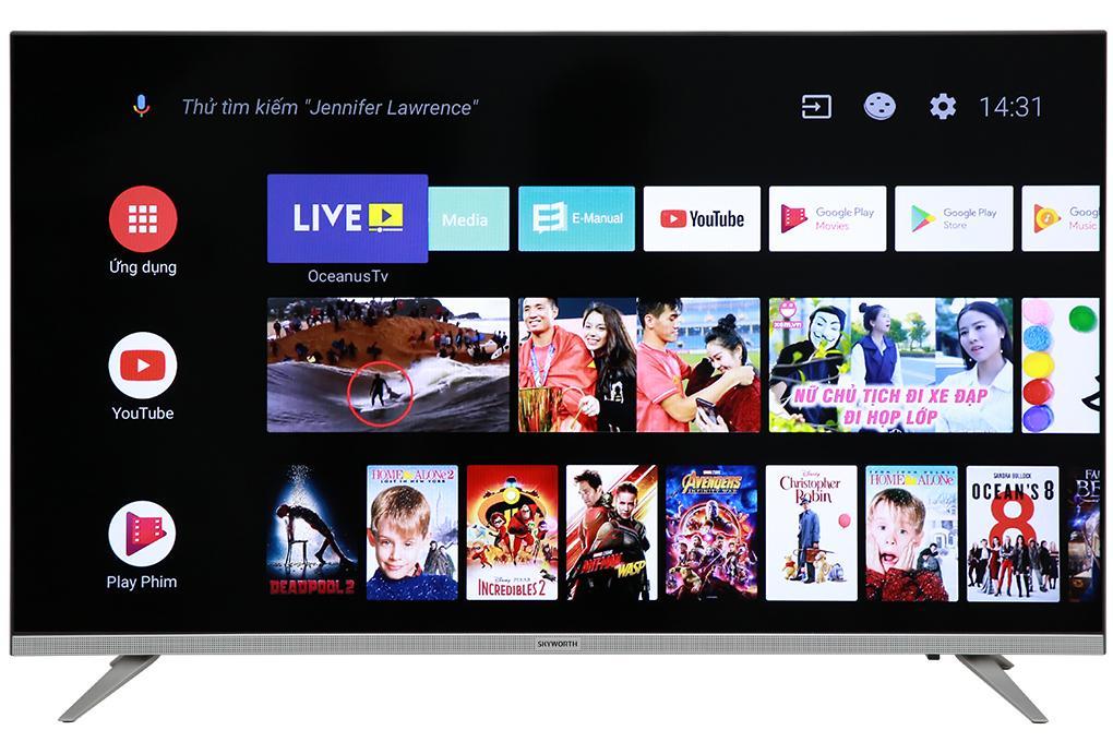 Bảng giá Android Tivi Skyworth 40 inch 40E6