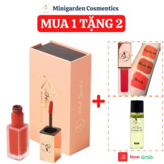 Son Kem Lì Rose Son Môi Mini Garden Roses Matte Lipstick Siêu Lì Version 2019 6ML PV993 thumbnail
