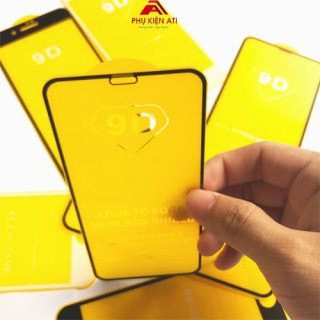 [ĐÃ CÓ IPHONE 12] Kính cường lực iPhone Full màn hình 9D- Full dòng iPhone từ 6 đến 12Promax- Cường lực 9D cho iPhone 4