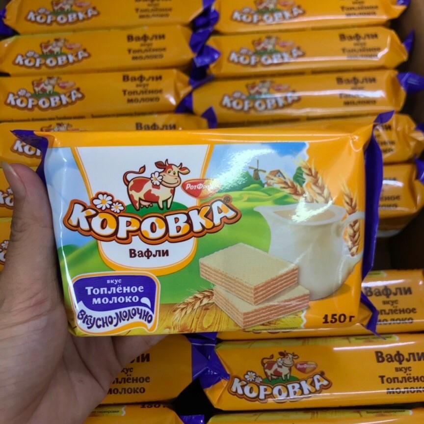 Bánh xốp Nga 150g KOP