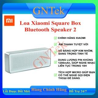Loa Bluetooth Xiaomi Mi Square Box 2 thumbnail