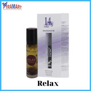 Tinh dầu lăn 2 trong 1 14S 14S1186 Relax 10ml thumbnail