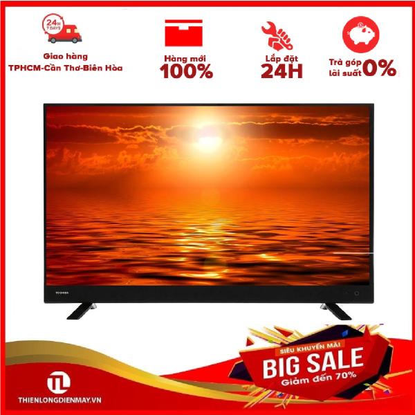 Bảng giá TRẢ GÓP 0% - Tivi Toshiba 43 inch 43L3750- Bảo hành 2 năm