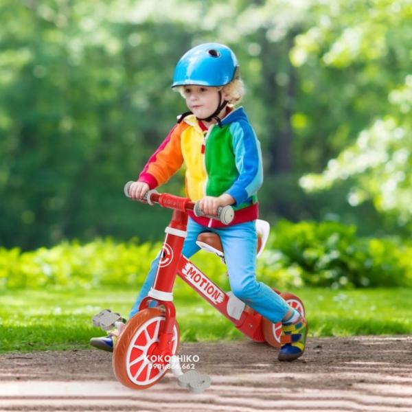 Giá bán [Lấy mã giảm thêm 30%]Xe đạp thăng bằng Motion BP.202