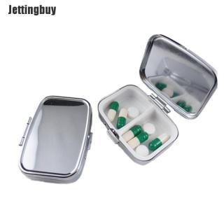Jettingbuy 1 Hộp Đựng Thuốc Nhỏ Cầm Tay Hộp Đựng Thuốc Hộp Đựng Thuốc thumbnail