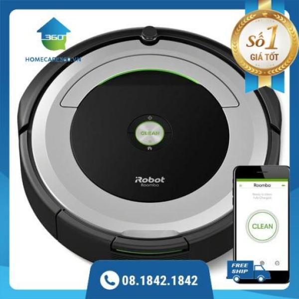 Robot hút bụi iRobot Roomba 694 Mới 100%