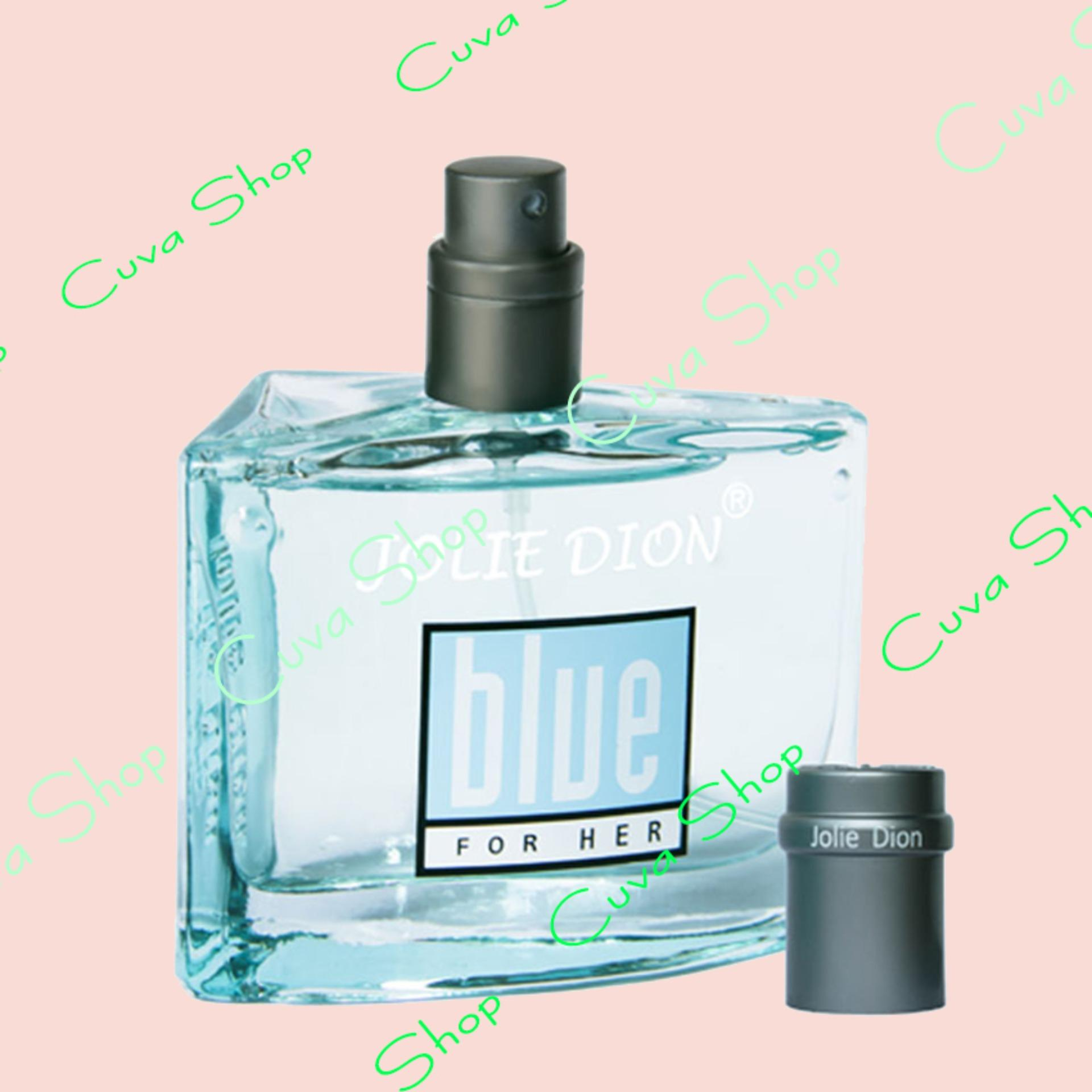 Nước hoa nữ Jolie Dion Blue for Her Eau de parfum Natural Spray 60ml