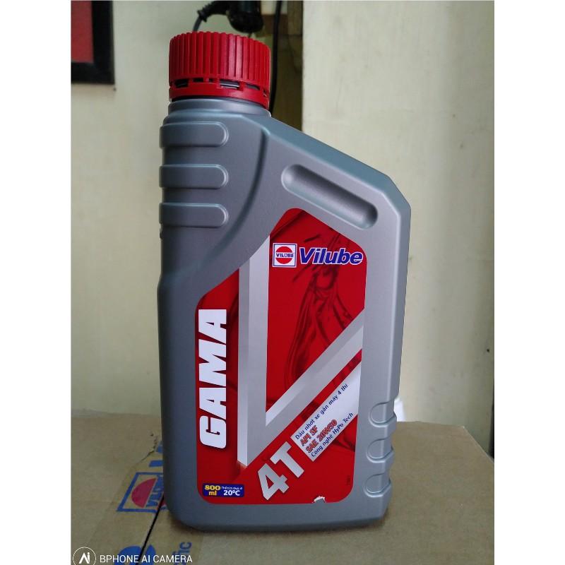 Dầu nhớt xe máy Gama Vilube - 20W50 (800ml)