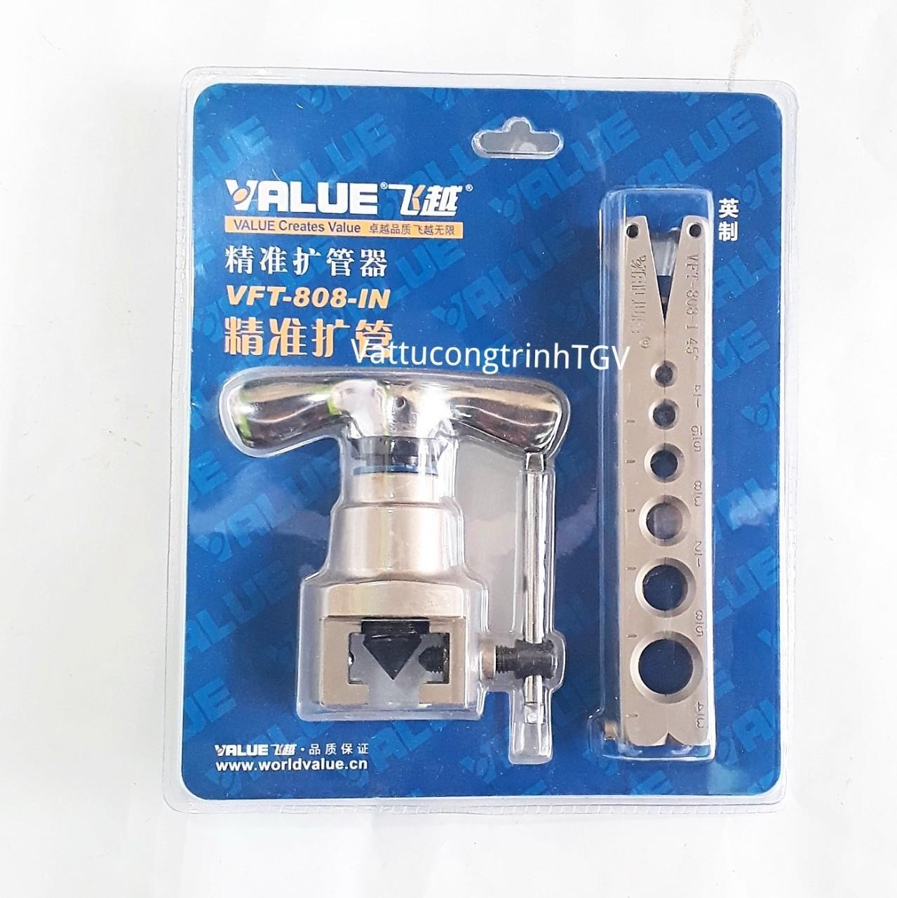 Bộ loe ống đồng lệch tâm VALUE VFT-808-IN