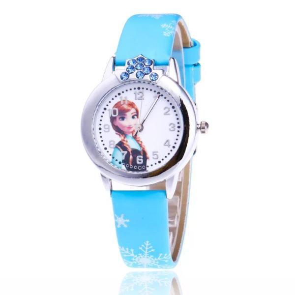 Giá bán Đồng hồ Elsa & Anna cho bé gái BBShine – DH002 Mặt đồng hồ 2cm Chiều dài đồng hồ 20cm