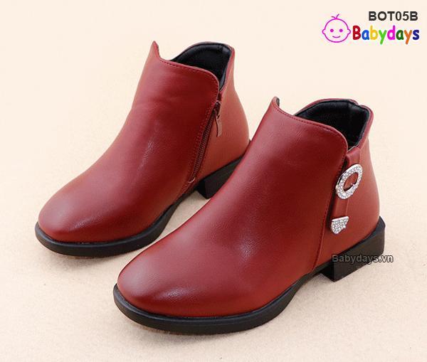 Giày boots cho bé BOT05B