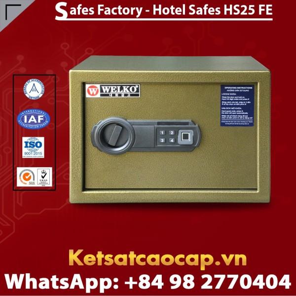 Két Sắt Khách Sạn Hotel Safes WELKO HS25 FE